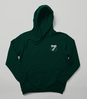 Hoodie – Logo – Forest Green