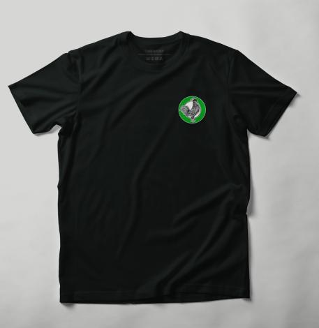 T-shirt – Haan – Black
